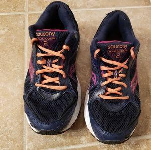 Saucony Womens Grid Marauder 2 Running Shoes